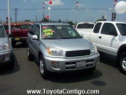 used Toyota RAV4 for sale