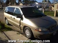 used van ford windstar